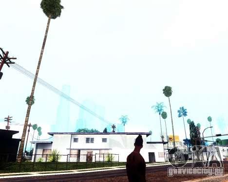 Light ENBSeries v1.0 для GTA San Andreas четвёртый скриншот