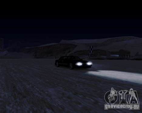 LineFlex ENBseries для GTA San Andreas четвёртый скриншот