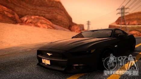 ENBG 2.0 для GTA San Andreas третий скриншот