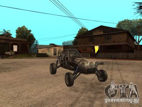 Стробоскопы v3 для GTA San Andreas третий скриншот