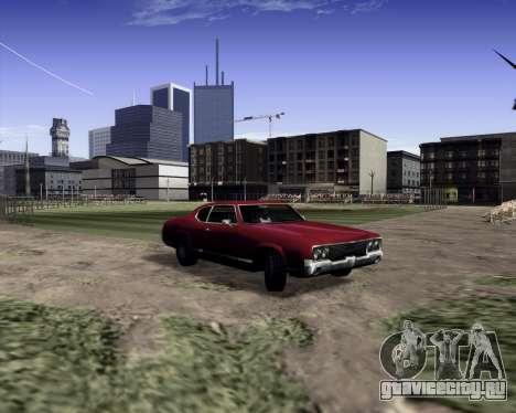 Medium ENBseries v1.0 для GTA San Andreas второй скриншот