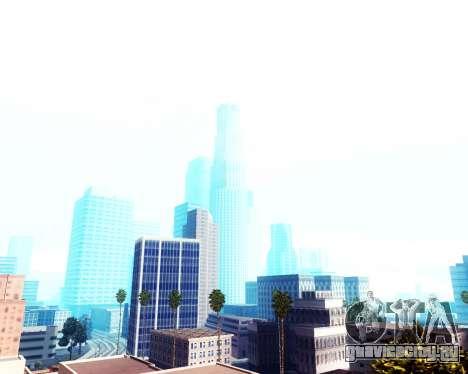Light ENBSeries v1.0 для GTA San Andreas третий скриншот