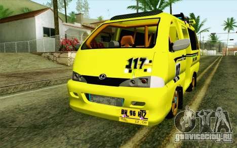 Daihatsu Espass Angkot YRT для GTA San Andreas