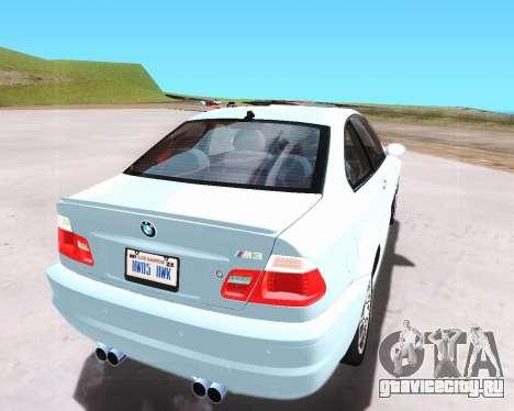ENB plus для GTA San Andreas третий скриншот