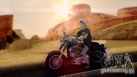Pierce The Veil ENB для GTA San Andreas пятый скриншот