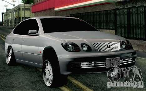 Lexus GS 300 для GTA San Andreas