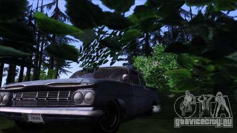 ENB Gamerealfornia v1.00 для GTA San Andreas четвёртый скриншот