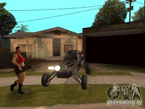 Стробоскопы v3 для GTA San Andreas второй скриншот