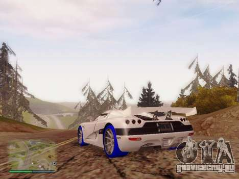 Light ENBSeries для GTA San Andreas четвёртый скриншот