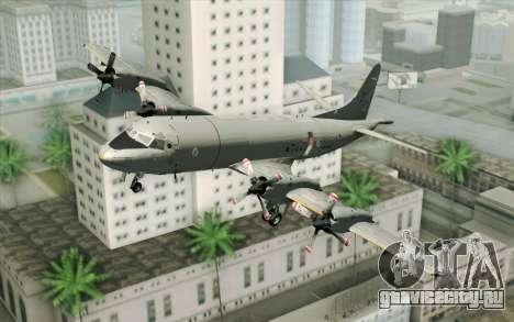 Lockheed P-3 Orion German Navy для GTA San Andreas