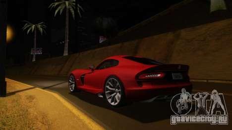 ENB Sunreal для GTA San Andreas второй скриншот