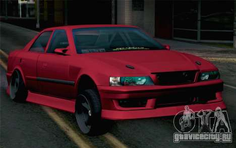 Toyota Chaser для GTA San Andreas