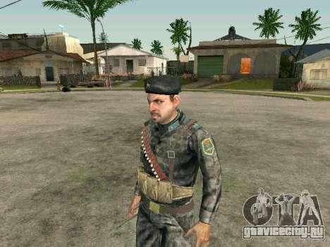 Киношный спецназ СССР для GTA San Andreas второй скриншот