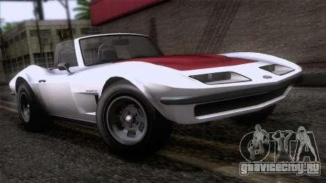 GTA 5 Invetero Coquette Classic TL для GTA San Andreas