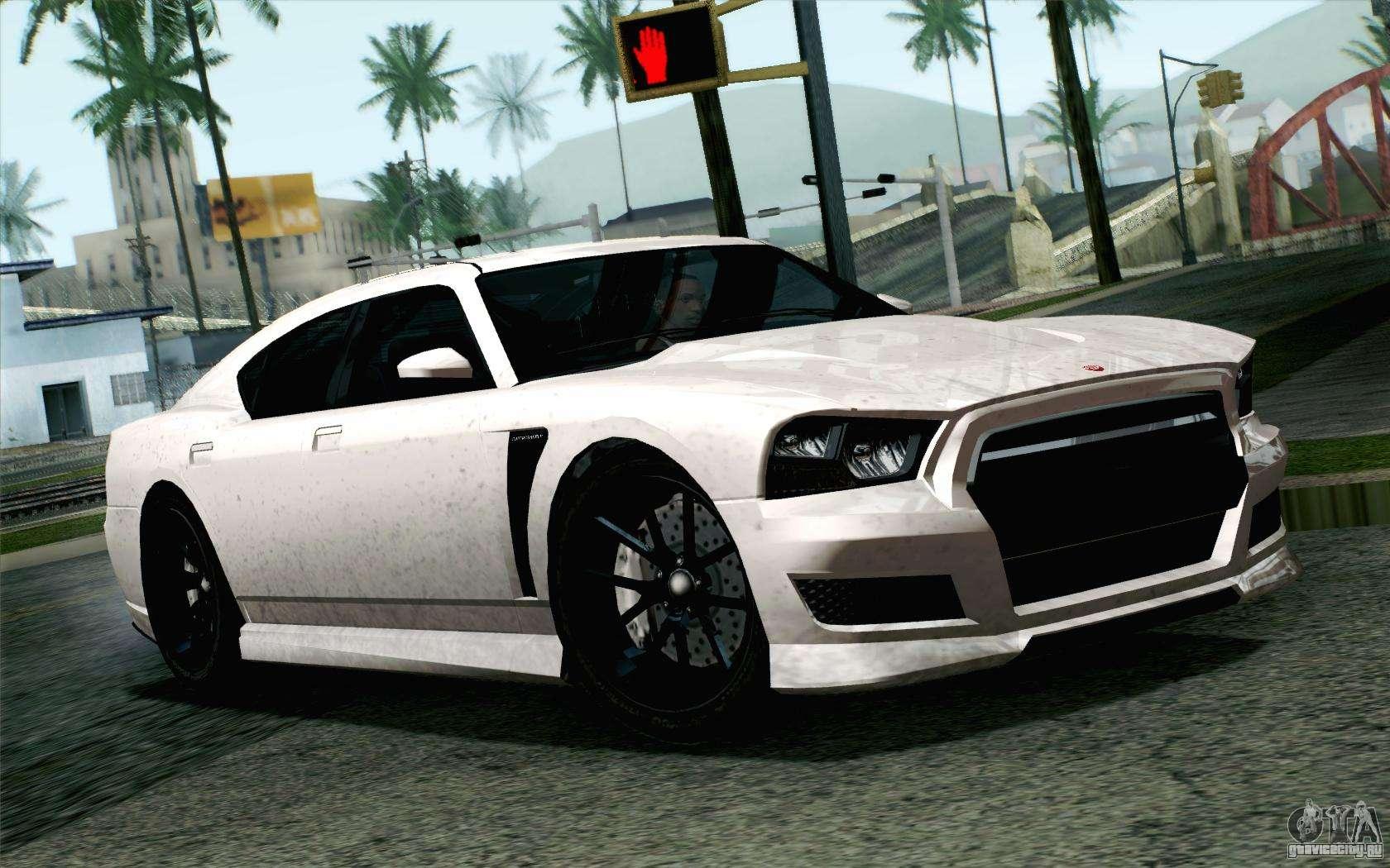Тюнинг мод для GTA 5