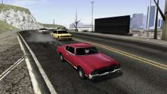 Medium ENBseries v1.0 для GTA San Andreas
