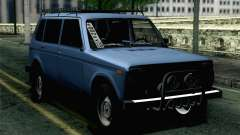ВАЗ 2131 Нива 5Д для GTA San Andreas