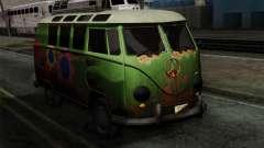 Volkswagen Microbus для GTA San Andreas