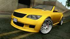 GTA 5 Ubermacht Sentinel Coupe