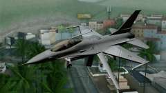 F-16 Fighting Falcon RNoAF для GTA San Andreas
