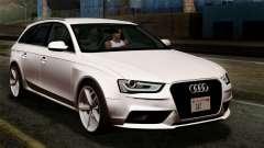 Audi A4 Avant 2013