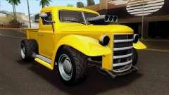 GTA 5 Bravado Rat-Truck