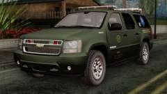 Chevrolet Suburban National Guard MedEvac