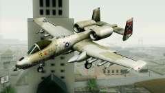 A-10 Desert Camo для GTA San Andreas