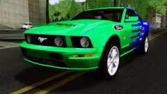 Ford Mustang GT Wheels 2 для GTA San Andreas
