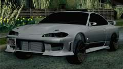 Nissan Silvia S15 SuperHero