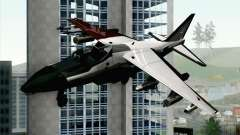 Hydra ADFX-02 Pixy для GTA San Andreas