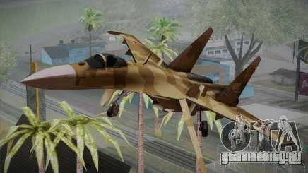 SU-27 Warwolf Squadron для GTA San Andreas