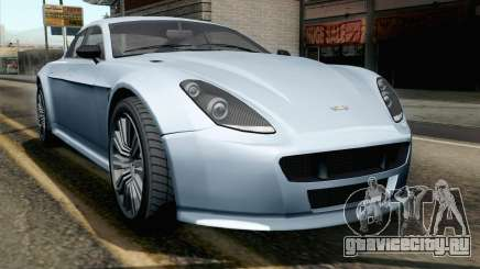 GTA 5 Dewbauchee Exemplar IVF для GTA San Andreas