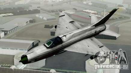 MIG-21MF Vietnam Air Force для GTA San Andreas