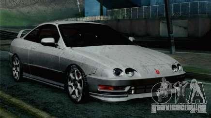 Acura Integra Type R 2001 Stock для GTA San Andreas