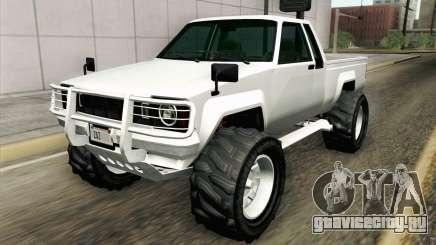 Technical from GTA 5 для GTA San Andreas