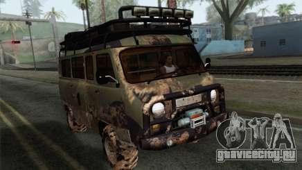 УАЗ 2206 Буханка для GTA San Andreas