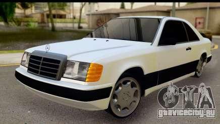 Mercedes Benz E320 W124 Coupe для GTA San Andreas