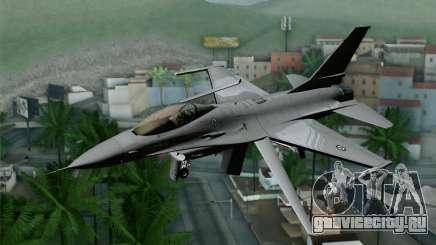 F-16 Fighting Falcon RNoAF для GTA San Andreas