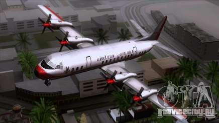 L-188 Electra American Als для GTA San Andreas