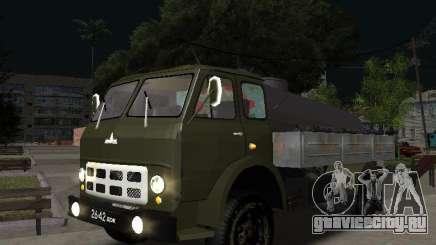 МАЗ 503 ассенизатор для GTA San Andreas