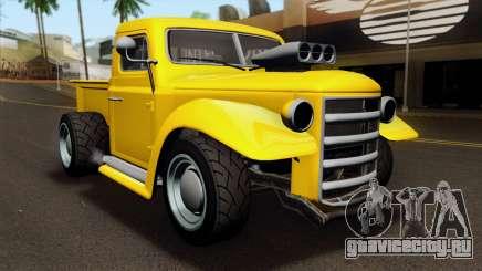GTA 5 Bravado Rat-Truck для GTA San Andreas