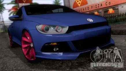 Volkswagen Scirocco GT 2009 для GTA San Andreas