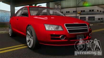 GTA 5 Obey Tailgater для GTA San Andreas