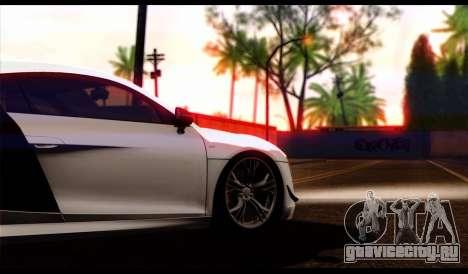 ENB J.F ProjeT 3.0 для GTA San Andreas пятый скриншот