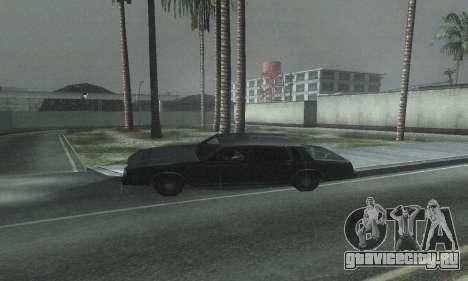 Beautiful ENB Colormod 1.3 для GTA San Andreas девятый скриншот