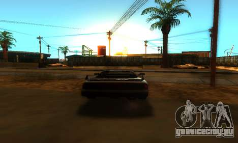 ENB 1.5 & Wonder Timecyc для GTA San Andreas пятый скриншот