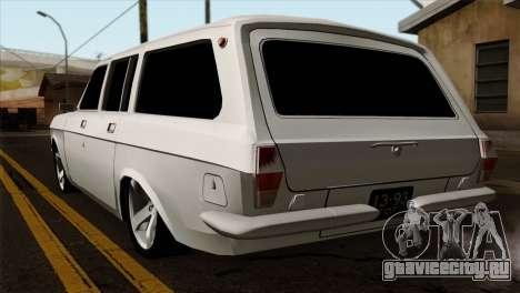 ГАЗ 2420 для GTA San Andreas вид слева