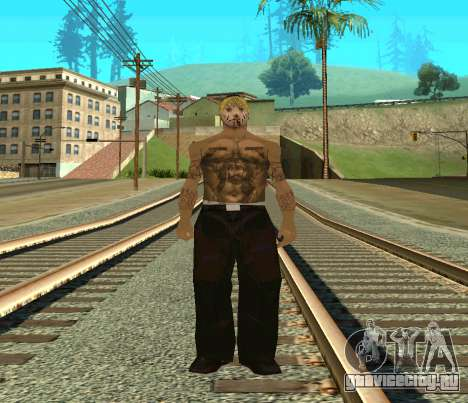 Vagos Skin Pack для GTA San Andreas третий скриншот
