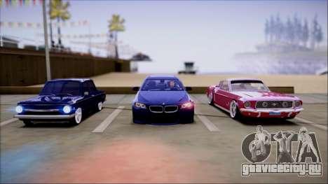 Reflective ENBSeries v2.0 для GTA San Andreas третий скриншот